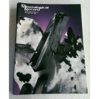 Back Issues - The Mineralogical Record