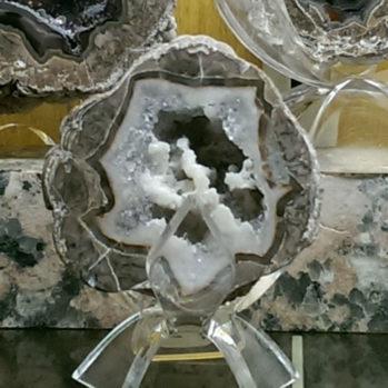 Polished Geode Halves